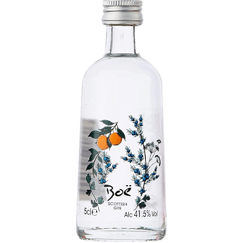 Boe Superior London Dry Gin Miniature - 5cl