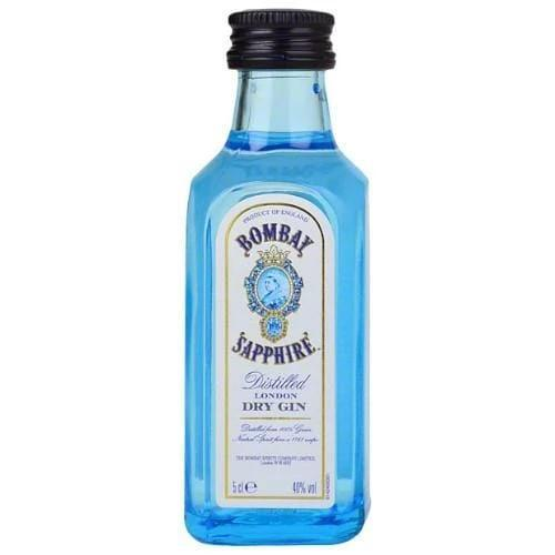 Bombay Sapphire London Dry Gin Miniature - 5cl