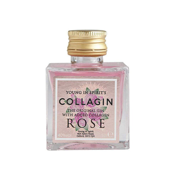 CollaGin Rose Gin Miniature - 5cl
