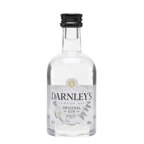 Darnley's Original Gin Miniature - 5cl