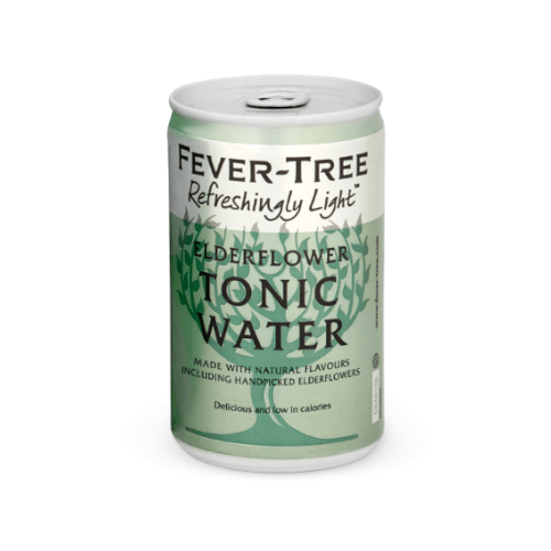 Fever Tree Elderflower -150ml can