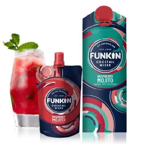 Funkin Raspberry Mojito Cocktail Mixer