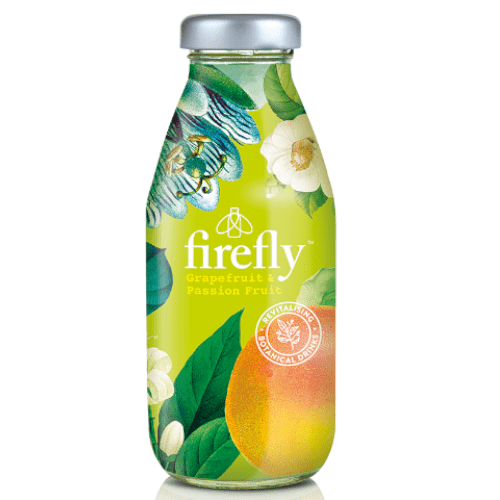 FIREFLY™ Grapefruit & Passion Fruit- 330ml