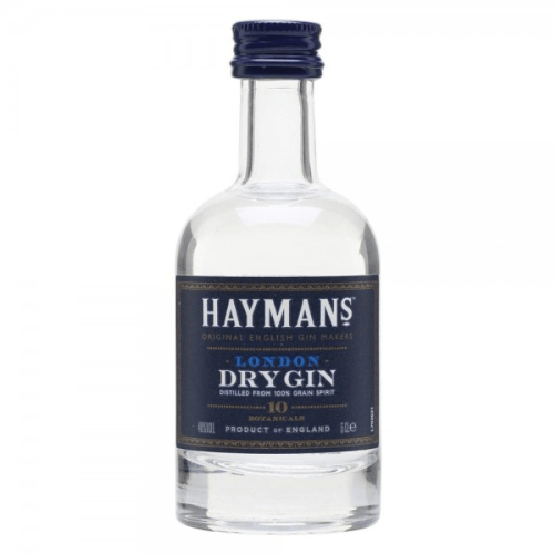 Haymans London Dry Gin Miniature - 5cl