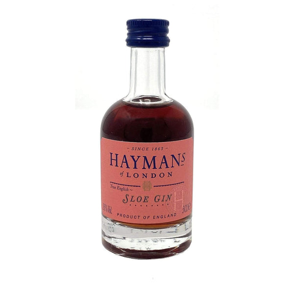 Haymans True English Sloe Gin Miniature - 5cl