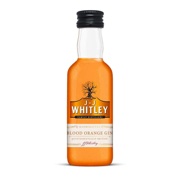 JJ Whitley Blood Orange Gin Miniature - 5cl
