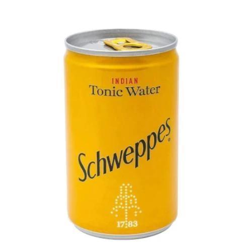 Schweppes Tonic Water Miniature Can (150ml)1