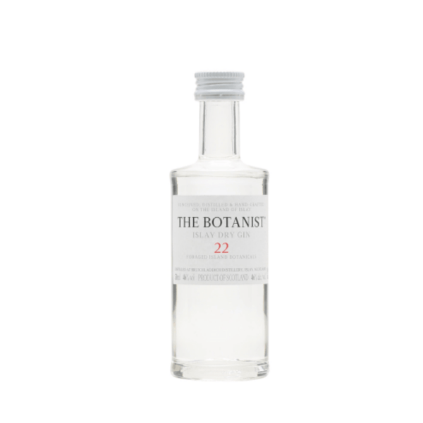 The Botanist Islay Dry Gin Miniature - 5cl