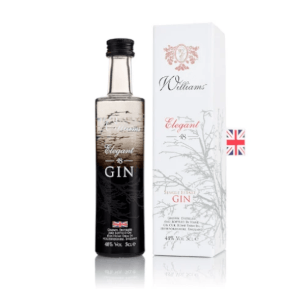 Williams Chase Elegant 48 Gin Miniature - 5cl