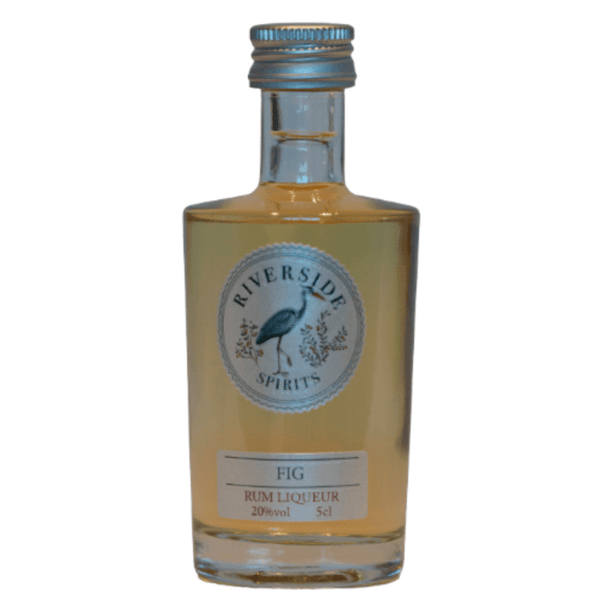 Riverside Fig Rum Liqueur-5cl