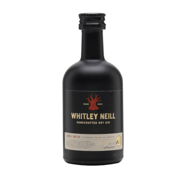 Whitley Neill London Dry Gin Miniature - 5cl
