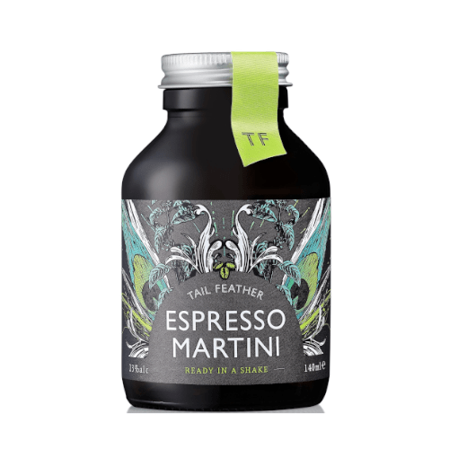 Tail Feather Espresso Martini - 140ml