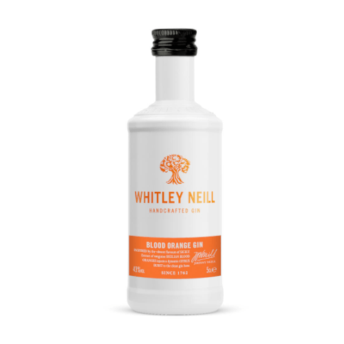 Whitley Neill Blood Orange Gin Miniature - 5cl