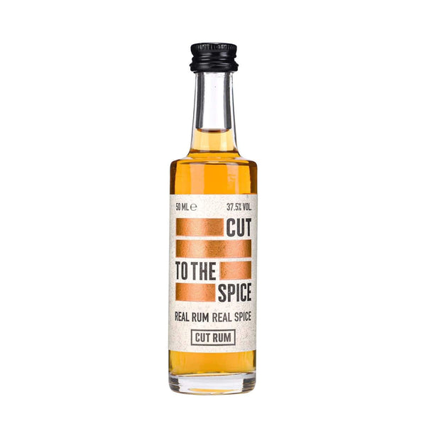 Cut Spiced Rum Miniature - 5cl