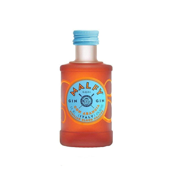 Just Miniatures:Malfy Gin Con Arancia Miniature - 5cl,Miniature Drinks
