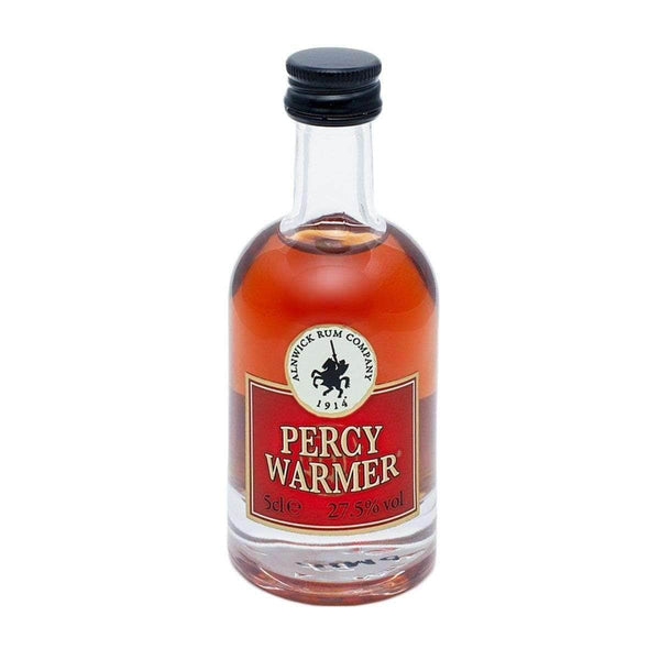 Just Miniatures:Percy Warmer Rum Liqueur Miniature - 5cl,Miniature Drinks