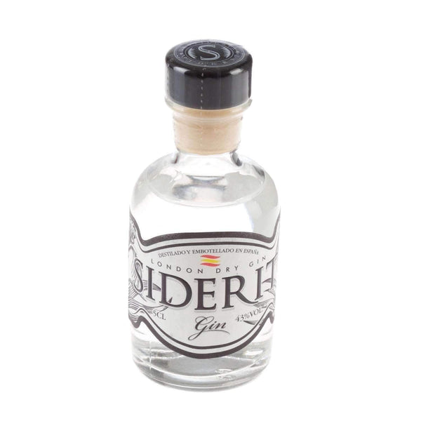 Siderit Spanish London Dry Gin Miniature - 5cl