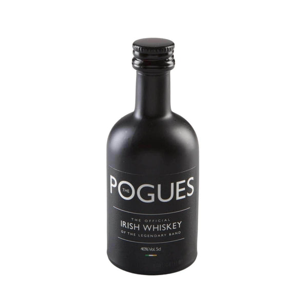 The Pogues Irish Whiskey Miniature - 5cl