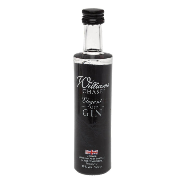 Just Miniatures:Williams Chase Elegant 48 Gin Miniature - 5cl,Miniature Drinks