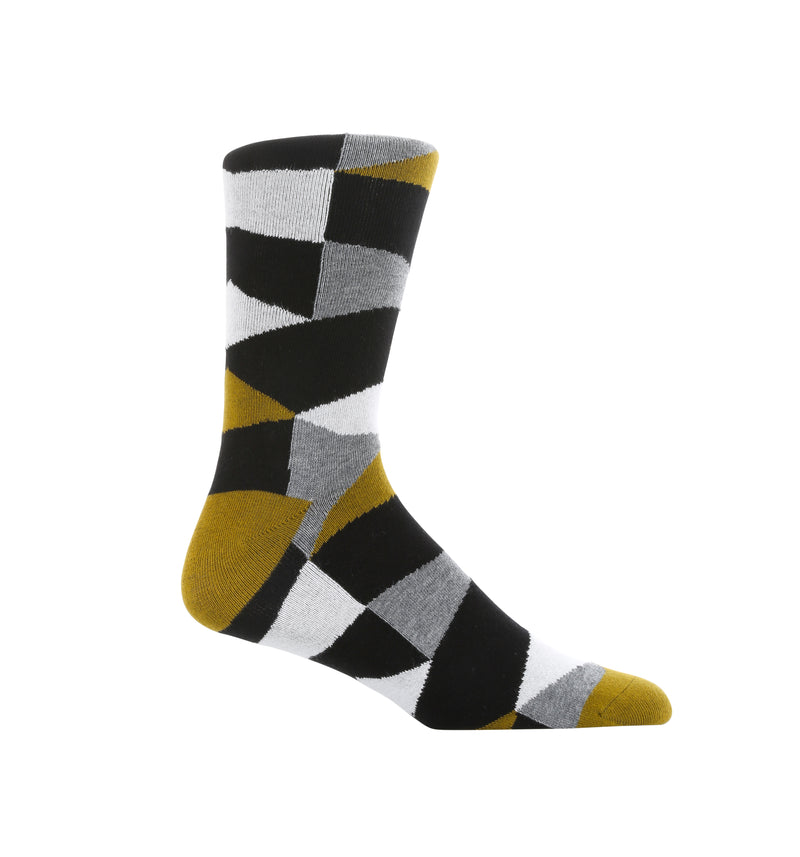 The Golden Toe Dress Socks