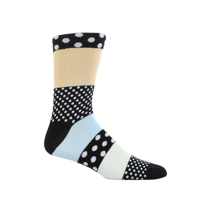 Cream Seventy Dress Socks