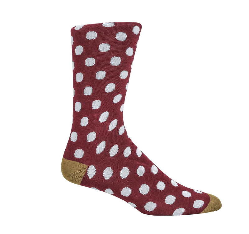 Rasberry Dress Socks