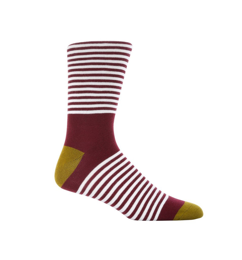Cranberry Juice Dress Socks
