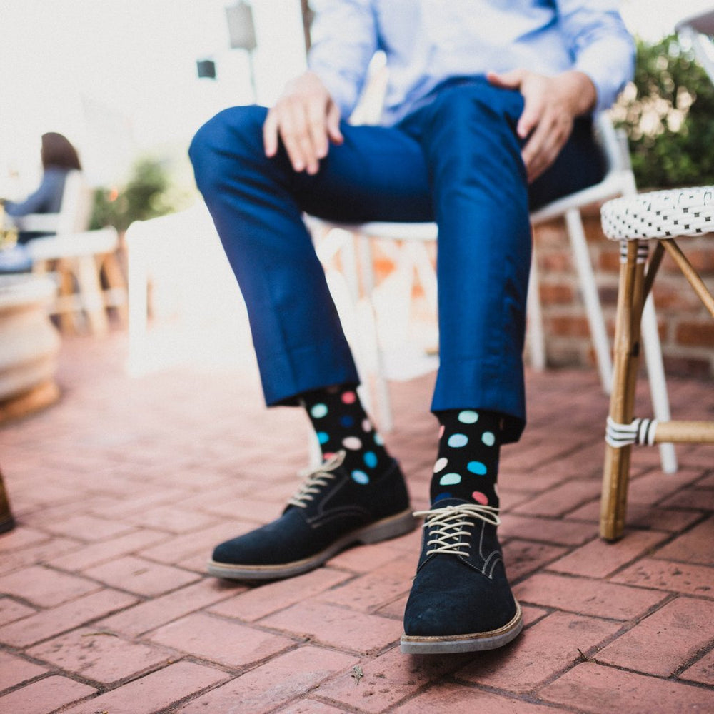 Motley Crew Dress Socks