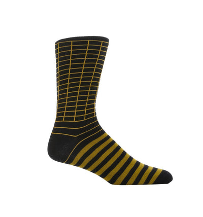 Silence is Golden Dress Socks