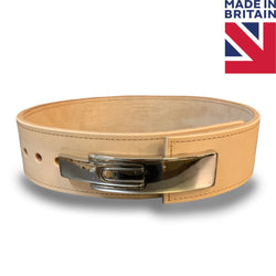 "ModiFit Retro 3"" Lever Powerlifting Belt Hand Made in UK"
