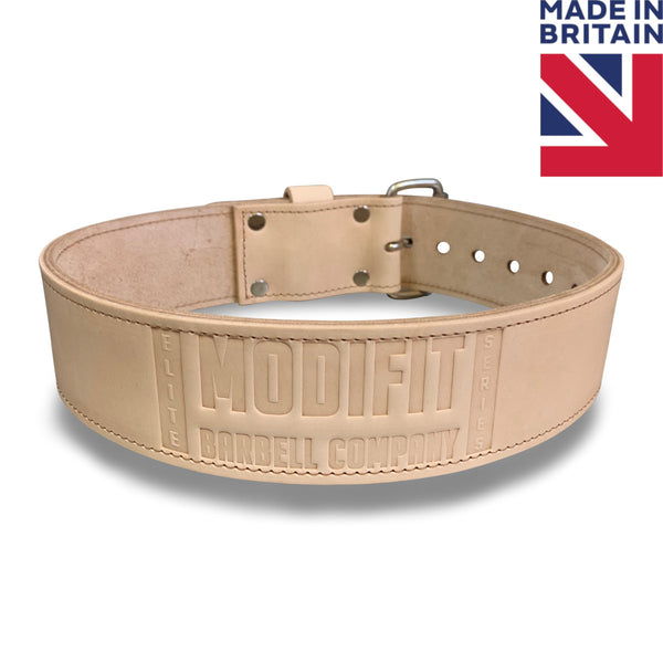 "ModiFit Retro 3"" Powerlifting Belt Hand Made in UK"