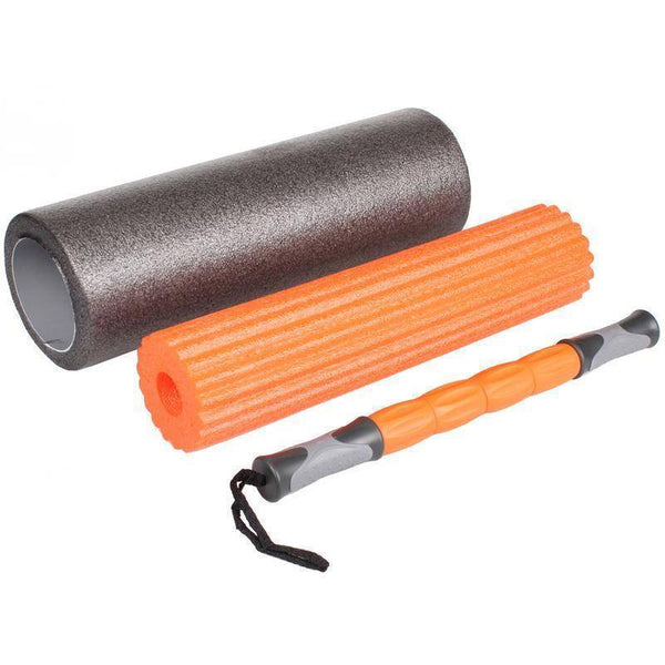 Discontinued: 3 in 1 Foam Roller