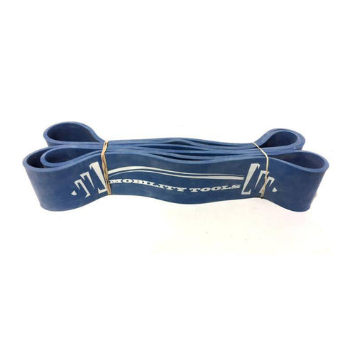 Strong Resistance Band - Blue 63kg Resistance