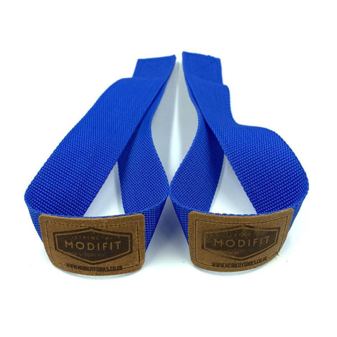 Image of Nylon Olympic Lifting Straps - Hand Made in UK