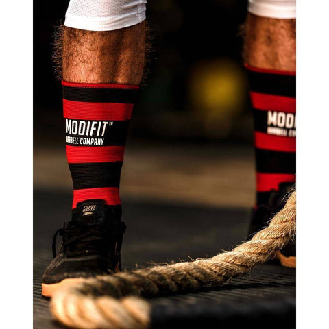 Rope Climb Shin Guards (Pair) v2.0