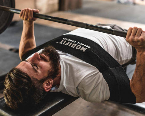 Image of ModiFit Black Catapult Bench Press Sling