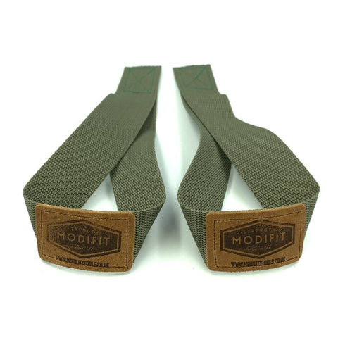Nylon Olympic Lifting Straps - Hand Made in UK