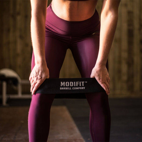 Image of ModiFit Hip Band Circle Black