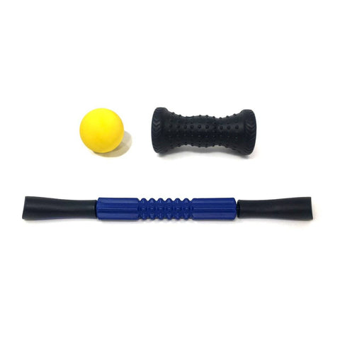 Discontinued: Muscle Roller Massage Stick (Blue)
