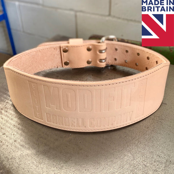 ModiFit Retro Weightlifting Belt Hand Made in UK