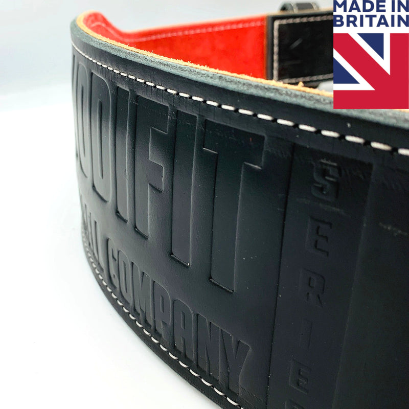 ModiFit Elite Stealth Weightlifting Belt - Hand Made in UK