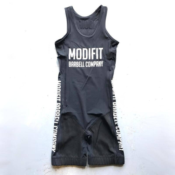 ModiFit Black Women's Weightlifting Singlet