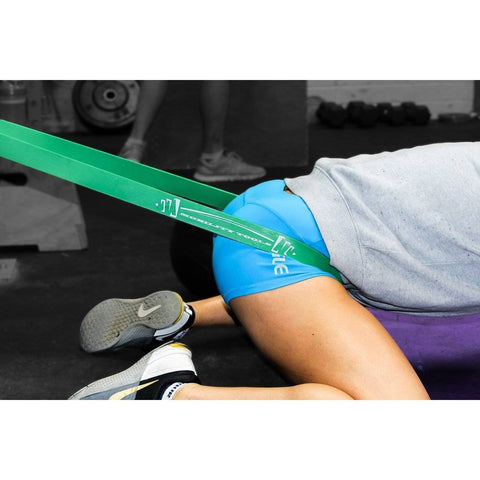 Average Resistance Band - Green 45kg Resistance