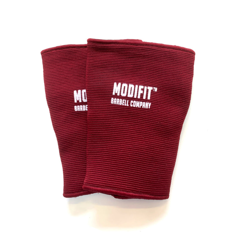 Limited Edition ModiFit Double Ply Maroon Knee Sleeves (Pair)