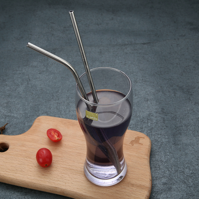 Reusable Drinking Straw Set