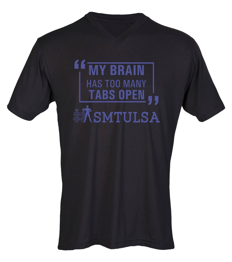 MY Brain Has Too Many Tabs Open TShirt