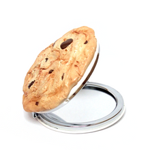 Load image into Gallery viewer, Cookie Compact Mirror