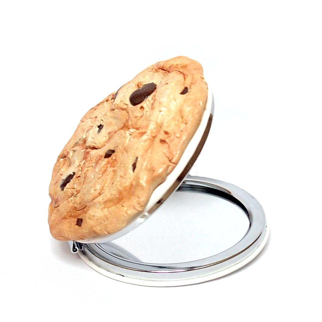 Cookie Compact Mirror