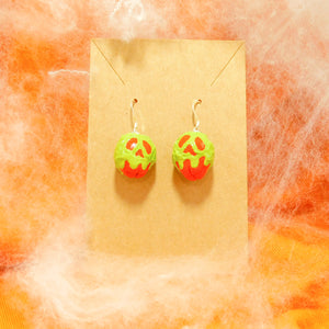 Poison Apple Earrings