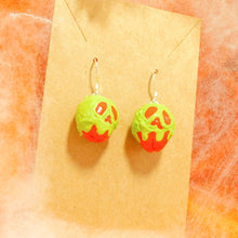 Load image into Gallery viewer, Poison Apple Earrings